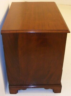 Good Quality Antique 19Th Century Mahogany Chest Of Drawers 5