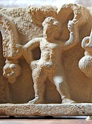 Greco-Kushan 3rd Century Frieze ——> EXQUISITE DETAIL & CRAFTSPERSONSHIP!! 5