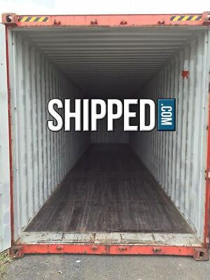 Ann Arbor Shipping Containers - 40Ft Used - Lowest Price In Michigan 2