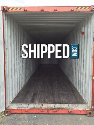 SHIPPING CONTAINERS in MARYLAND 40FT HC USED LOWEST PRICE - BALTIMORE WE DELIVER 4