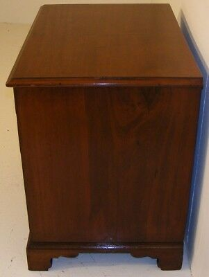 Good Quality Antique 19Th Century Mahogany Chest Of Drawers 4