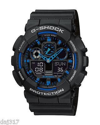 Fits CASIO G SHOCK GA-100 G8900 SUPERIOR FLEX RUBBER WATCH STRAP 16MM / 29MM A 10