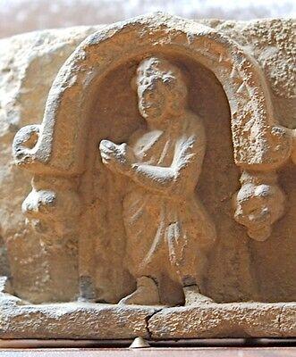 Greco-Kushan 3rd Century Frieze ——> EXQUISITE DETAIL & CRAFTSPERSONSHIP!! 3