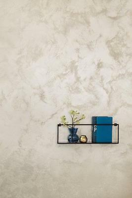 Schoner Wohnen Schimmer Optik Effektfarbe Trendstruktur Wandfarbe Pearldust 2 5 Eur 62 19 Picclick De