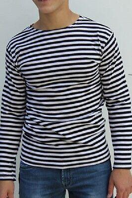 Mens T-Shirt Long Sleeve TELNYASHKA Russian Military Uniform ...