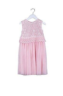 104-152 mint 584152 Eisend Mädchen festliches Tüllkleid Tüll Kleid Neu Gr
