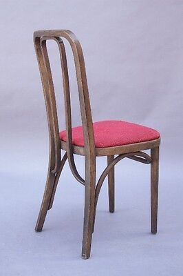 1910 Set of Thonet Wood Chairs & Table Antique Vintage Furniture (9494) 3