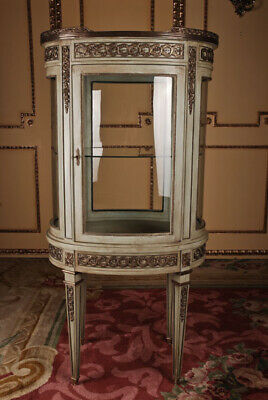 French Salon Cabinet in Louis Seize Style / Classicism 2