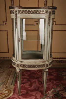 French Salon Cabinet in Louis Seize Style / Classicism 3