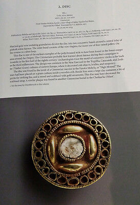 HUGE Ancient Russia Ukraine Scythian Gold Treasure Jewelry Nomad Steppe Warriors