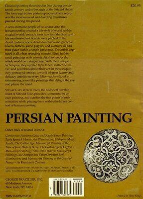 Persian Painting 16th Century Royal Safavid Manuscripts Palaces Warriors Gardens 2