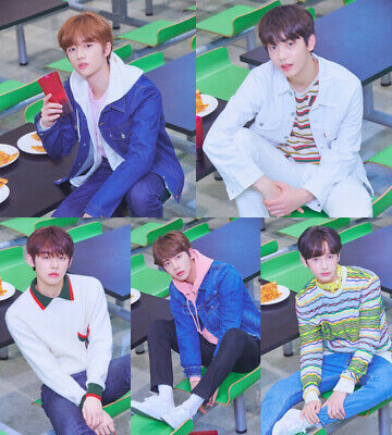 TXT THE DREAM CHAPTER:STAR Album CD+POSTER+Photo Book+3p Card+2ea Sticker SEALED 3