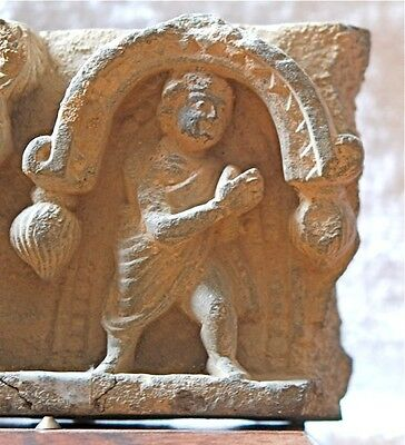 Greco-Kushan 3rd Century Frieze ——> EXQUISITE DETAIL & CRAFTSPERSONSHIP!! 4