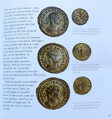 Frome Coin Hoard Roman Province Britain Lost Emperor Carausius AD 286 9