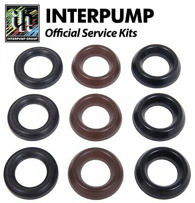 Interpump Oil Water Seal / Valve / Piston Kit (WS201 WS202 WS82 WS92 47S20KIT) 4
