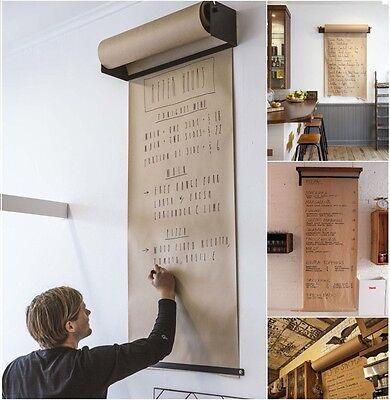 Brown Kraft Paper Roll 760mm x 10m 70GSM- Australian Made