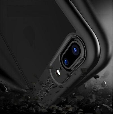 COVER CUSTODIA BUMPER per Apple iPhone 6 7 8 / Plus in TPU ORIGINALE Shockproof