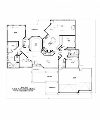 Choose Any Style Of House Plan Ranch 2 Story Garage 1 2 3 4 5 Bed Bath Garage 25 28 Picclick Uk