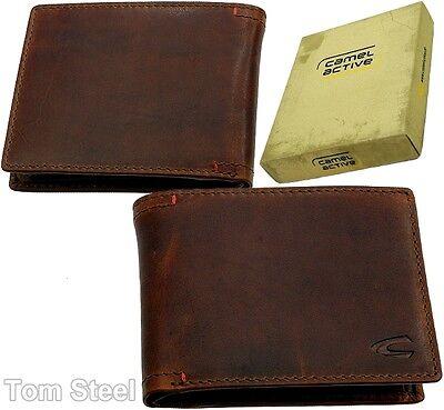 8c8f062f13f ... Camel Active - Vintage - Men's Wallet Purse Crosswise Purse Wallet New 5