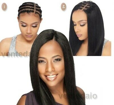 Tissage Bresilien 100% Naturel Lisse Straight Virgin Hair Remy 26Cm-76Cm 100G 5A 2