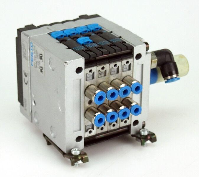 Festo CPV-10-VI Ventilinsel 18200 CPV10-GE-MP-4 18253 #9089