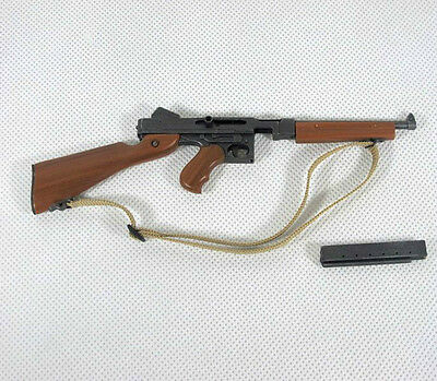1:6 Scale Action Figure DRAGON WW2 USA M1918A2 BROWNING AUTO RIFLE GUN BAR