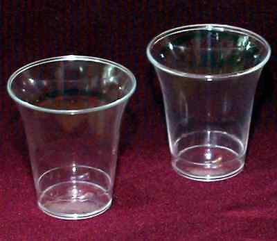 DISPOSABLE COMMUNION CUPS - Box of 1000 - NEW!!