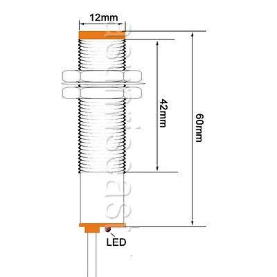 3 Wire Proximity Switch Wiring Schematics Data Diagram