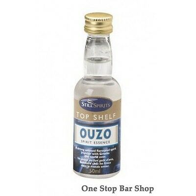 Ouzo - Top Shelf Still Spirits - Still Spirits 2