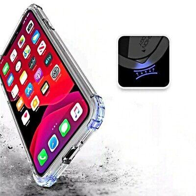 AntiChoc Coque + Verre Trempé iPhone 11 Pro MAX/XS/XR 6S/7/8 Gel Case Protection 7