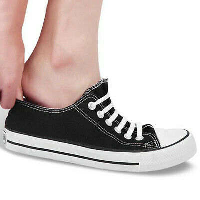 Elastic Silicone Shoelaces Shoe Lace Easy No Tie Kids Adult Lazy Trainers Rubber 3