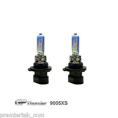 3 Of 7 GP Thunder 8500K 9005XS 9006XS Xenon Halogen Light Bulbs High Low Beam 2 Pairs