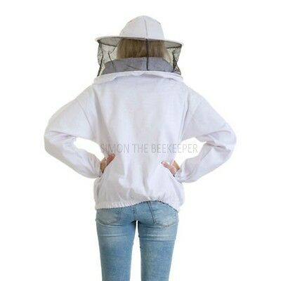 Buzz Beekeepers Bee Jacket/Tunic Round Veil - SMALL 3