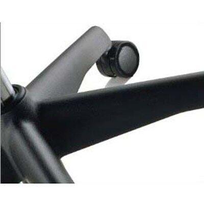 SET C7 Hard Floor Casters Wheels for Herman Miller Aeron/Mirra/Embody/Sayl Chair 2