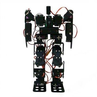 17DOF Humanoid Biped Robotic Educational Robot Kit Servo Bracket Ball Bearing tp 4