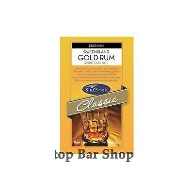 Classic QLD Gold Rum - Premium Still Spirits - Still Spirits