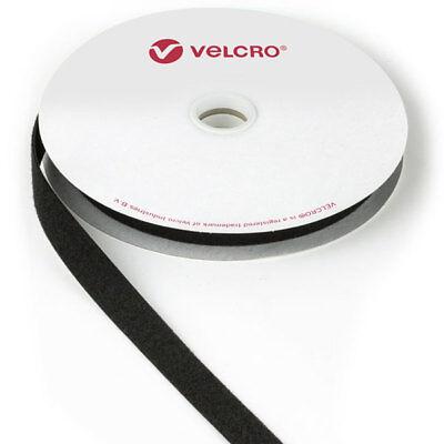 VELCRO® Hook & Loop Self Adhesive Tape 10mm 20mm 50mm Black/White Sticky Strips 7