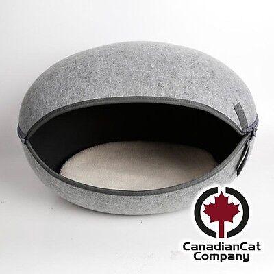 Das Katzennest der Canadian Cat Company - Katzenbett, Katzenhöhle, Katzenkorb 3