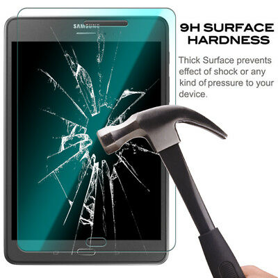 For Samsung Galaxy Tab A 8.0 Tempered Glass Screen Protector Film SM T350 T355 3