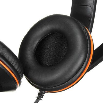 Cascos auriculares con micrófono gaming para pc cable usb OVLENG Q5 5