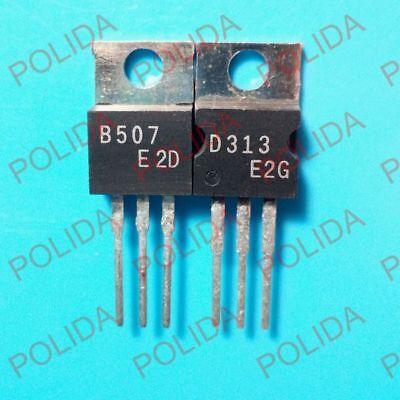 10pcs 2SB507 B507 Transistor TO-220