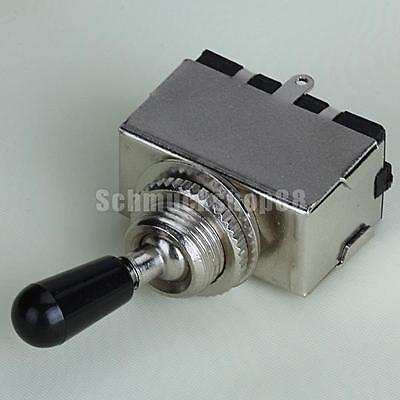 BOX STYLE E-GITARRE 3-Wege Schalter Toggle Switch Schalter -Schwarz ...