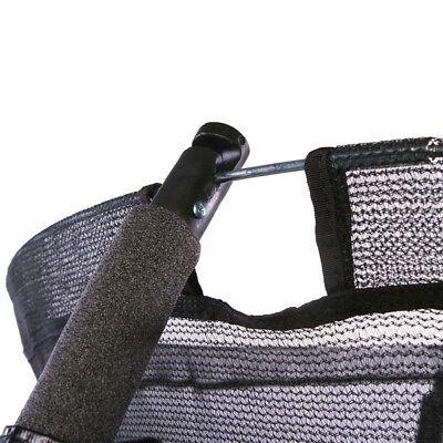 KANGA 8ft Premium Trampoline With Enclosure, Safety Net, Ladder & Anchor Kit 7