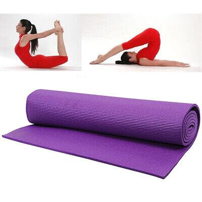 Esterilla para yoga gimnasia Colchoneta de fitness Pilates deporte colchón 5