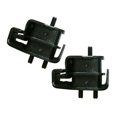 Front Left /& Right Engine Motor Mount 2PCS 1989-1994 for Isuzu Amigo 2.3L 2.6L