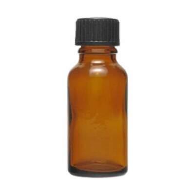 6 Tropfflaschen 20 ml braun BPA frei kleine Glasflaschen Apothekerflaschen leer 2