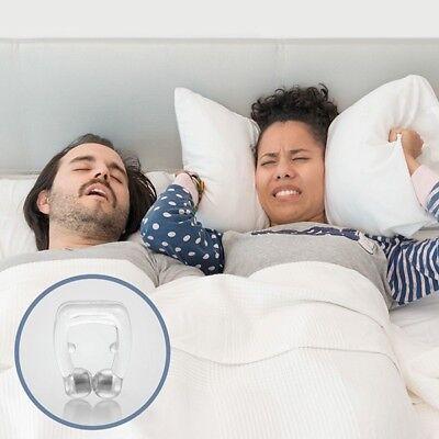 Nose clip - Clip Nez anti-ronflement et apnée du sommeil - Dilatateur nasal 2