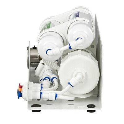 Osmoseanlage Nano-Plus, Profi 570 Liter am Tag 0,4 L / Min Osmoflow Wasserfilter 2