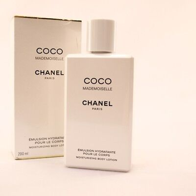 b1a89d07 CHANEL COCO MADEMOISELLE Moisturising Body Lotion 200ml Minor Marks Sealed  Box