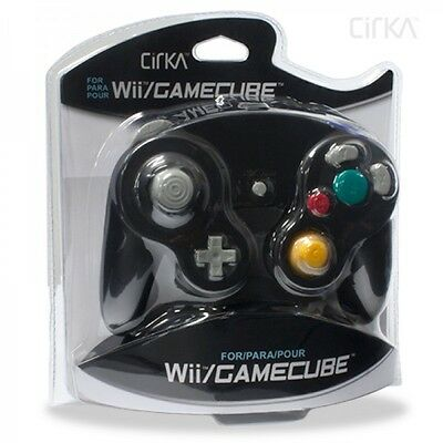 Brand New Controller for Nintendo GameCube or Wii -- BLACK 4